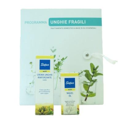 Kit Unghie Fragili - Rinforzante Ristrutturante Antimicotico