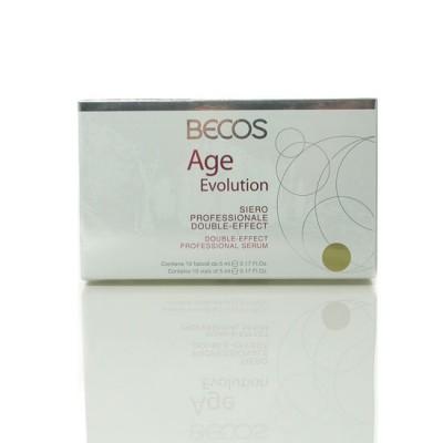 Age Evolution Профессиональная однодозовая сыворотка с двойным эффектом 10
