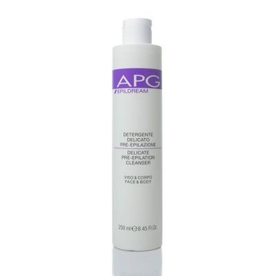 Apg Нежное очищающее средство для лица и тела перед удалением волос