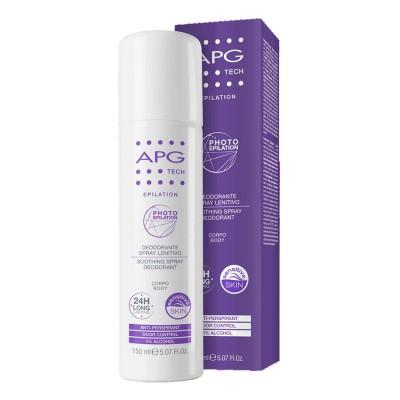 Apg Tech Успокаивающий дезодорант спрей для тела