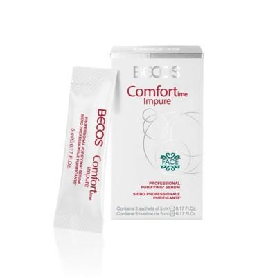 Comfortime Impure Профессиональная очищающая сыворотка 5 Одноразовая доза
