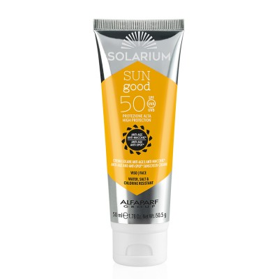 Sun Good Солнечный крем против запотевания Spf50 для лица