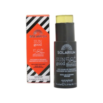 Solarium Sun Good Stick Solare Прозрачный гель Spf50+