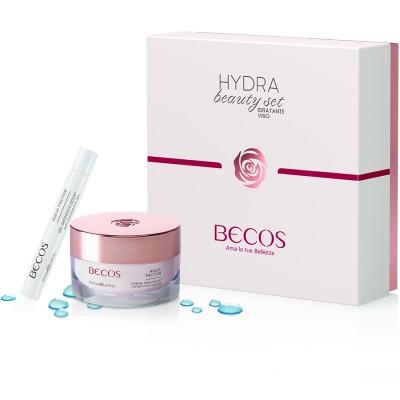 Aqua Factor Hydra Beauty Увлажняющий набор для лица