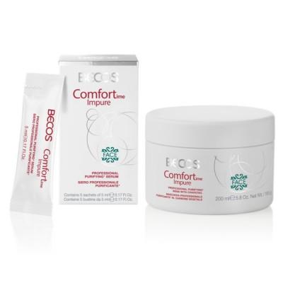 Comfortime Impure Professional- Маска и сыворотка (5) Лицо
