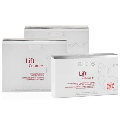 Lift Couture Professional- Маска (10) и сыворотка (10) Эффект подтяжки лица